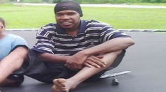 A father of six hit by a car and killed, the driver took off leaving his body in the street.