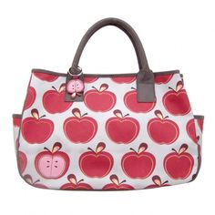 Apple Tree Tote Bag by Disaster Designs