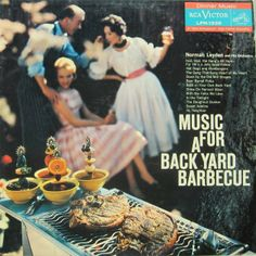 Norman Leyden and his Orchestra - Music for a Back Yard Barbecue (1959)
