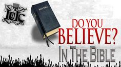 The Israelites: Do You Believe in the Bible?