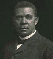 """On September 18, 1895 Booker T. Washington gave a speech at the Atlanta Exposition presenting the """"Atlanta Compromise"""", an unofficial agreement between black and white southern leaders. He promised that Southern blacks would not fight for equality, integration, the right to vote, and education beyond the vocational level. W. E. B. DuBois and other black leaders originally supported Washington but came to feel that a more active effort toward equality was necessary. #TodayInBlackHistory"""