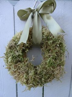 Items similar to Moss Wreath Moss Wreath Green Wreath Saint Patrick's Decoration Natural Wreath Gift Rustic Wreath Indoor Decor Home Decor on Etsy Moss Wreath, Green Wreath, Grapevine Wreath, Fall Wreaths, Christmas Wreaths, St Patricks Day, Saint Patricks, Preserved Roses, Wedding Wreaths