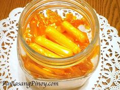 Pastillas de leche are sweet milk candies that are usually served for dessert. An authentic recipe will require the use of Carabao's (water buffalo) milk and cooking is also necessary.