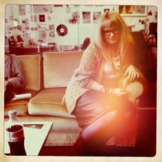 The Drifter and the Gypsy blog features awesome career profiles of very cool women, like Jo Walker of Frankie Magazine!