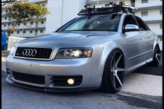 This Audi is one of the most sickest b6s out :)