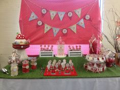 Red Riding Hood Theme Party