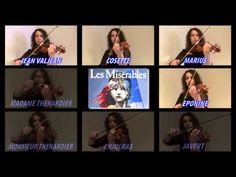 """""""One Day More"""" - Violin Cover - Les Miserables. Amazing!"""