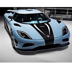 Totally in Love with this Koenigsegg Agera R