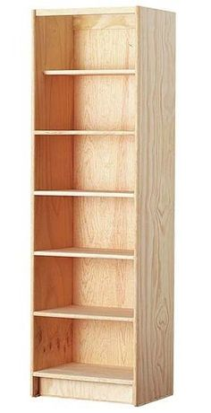 15 Ideas for closet esquinero de madera Bookcase Plans, Bookcase Shelves, How To Make Bookshelves, Homemade Bookshelves, Diy Wood Projects, Woodworking Projects, Diy Storage Cabinets, Painted Closet, Home Furniture