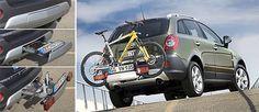 GM Tries Integrated Bike Racks on Euro Models