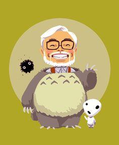 """""""Miyazaki"""" by pungang"""