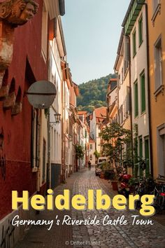 Everything you need to know before traveling to Heidelberg - how to reach, where to stay, what to do, traveling with a toddler, Heidelberg during covid time and more Backpacking Europe, Europe Travel Guide, Europe Destinations, Travel Europe Cheap, Travel Through Europe, Travel Guides, Travel Around The World, Travel List, Travel Goals