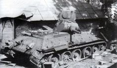 Early T-34