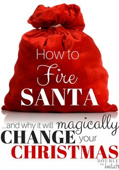 This is such a cool idea! I'm totally doing this with my kids this year. Santa...you've officially been replaced!