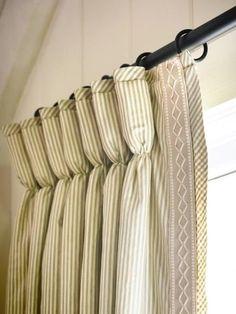 Burlap Shower Curtain Shabby Chic Burlap Amp Cotton