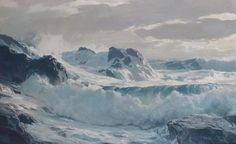 Wild Weather by Frederick Judd Waugh