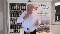 Talking Scotch Episode 15.  Pierre introduces the Deanston distillery which is located on the banks of the River Teith, eight miles from the historic town of Stirling, at the gateway to the dramatic Loch Lomond & Trossachs National Park He presents a tasting of Deanston Highland single malt 12-year-old Scotch whisky.
