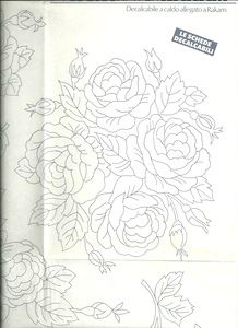 Floral Embroidery Patterns, Folk Embroidery, Paper Embroidery, Learn Embroidery, Hand Embroidery Designs, Embroidery Stitches, Punch Needle Patterns, Craft Patterns, Diy Bordados