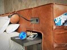 Reloj despertador cromado azul #karlsson #relojes #watches #steel #minimal Present Time Reloj despertador de Diseño