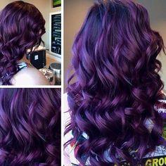 unf, i want purple hair so bad