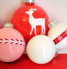 DIY Christmas Ornaments :: YummyMummyClub.ca (Diy Christmas Esferas)