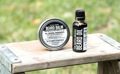 The Rustic Original Oil and Balm Collection. Our Beard Oils are handcrafted from 100% organic ingredients including:  Organic Soybean Oil Organic Hemp Seed Oil Organic Essential Oil blend The Rustic Original Beard Balm is handcrafted from 100% all-natural ingredients including:  Organic Shea Butter Organic Beeswax Organic Coconut Oil Organic Castor Oil Organic Essential Oil blend Lanolin