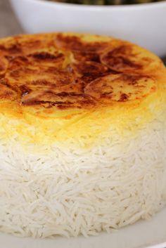 Essen Auf Den Tisch | Chelou U2013 Persischer Reis (Siebreismethode) | Http:/