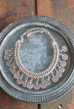 Ayisha Gypsy Necklace