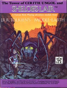 The Busybody: Retrospective: The Tower of Cirith Ungol and Shelob's Lair