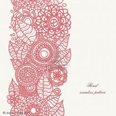 These Illustrations remind me of spirograph!