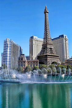 Paris resort in Las Vegas