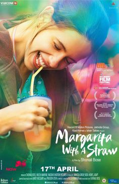 Margarita with a Straw New Poster