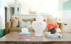 House of Turquoise: Nagwa Seif Interior Design