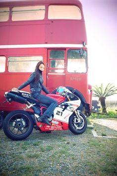 ツーリング・バイク女子・女ライダー ☆*。 | ☆*。 のんびり h i b i k i ふぉとブック 。*☆。