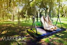 Very creative.  Would love a pic on that swing! #markeric