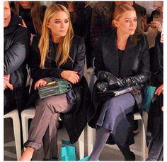 Olsen Twins at NYFW
