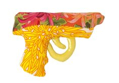 Warm Gun is a collection of soft pillow gun sculptures made from colorful fabrics created by artist, Natalie Baxter in Brooklyn, NY. Of Montreal, Soft Pillows, Textile Art, Kitsch, Sculptures, Creations, Guns, Objects, Textiles