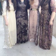 Gorgeous Kurdish dresses -Shereen Abi