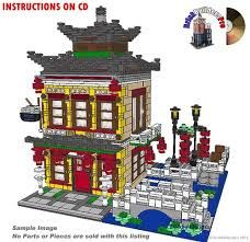 Image result for lego chinese restaurant