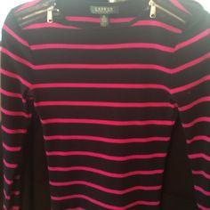 Ralph Lauren top Ralph Lauren striped top Ralph Lauren Tops Tees - Long Sleeve