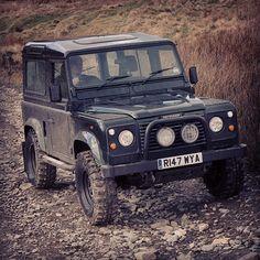 Land Rover Defender 90 Td5 Sw Se County. Off road adventure.