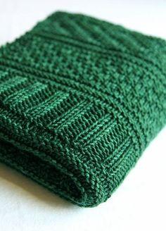 Color Esmeralda - Emerald Green!!! Knits
