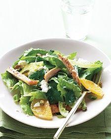 Chicken, Feta, and Pistachio Salad   Martha Stewart Five Star Recipe   ᘡղbᘠ