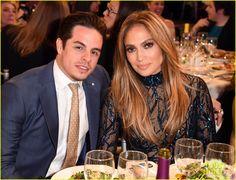 Jennifer Lopez Receives GLAAD's Vanguard Award with Boyfriend Casper Smart By Her Side!   jennifer lopez glaad vanguard award boyfriend casp...