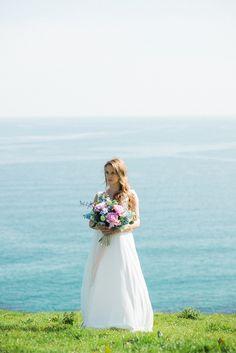 Wedding Venue by the Sea Caerhays Castle