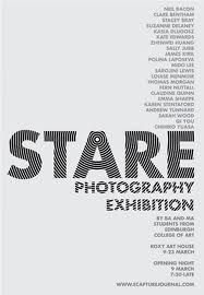 Photography Exhibition Poster Design