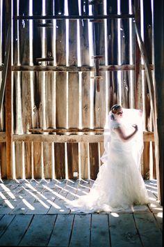Rustic Bridal Portra