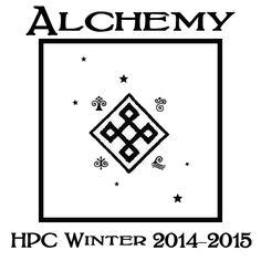 HP Craftalong ~Winter Semester 2014/2015~ Alchemy Badge