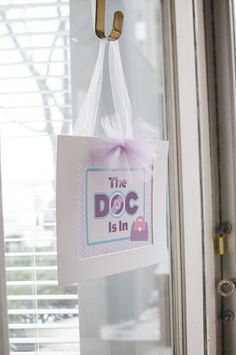Doc McStuffins Inspired Birthday Party Ideas www.weheartparties.com
