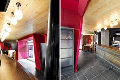 Jean de Lessard, Ristorante Chez Carl tapas  BBQ, Nun's Island, Canada